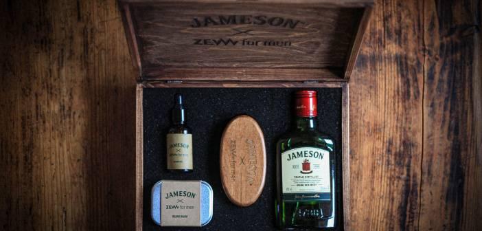 Tylko na Dzień Chłopaka ZEW for men rozdaje prezenty z Durex i JAMESON